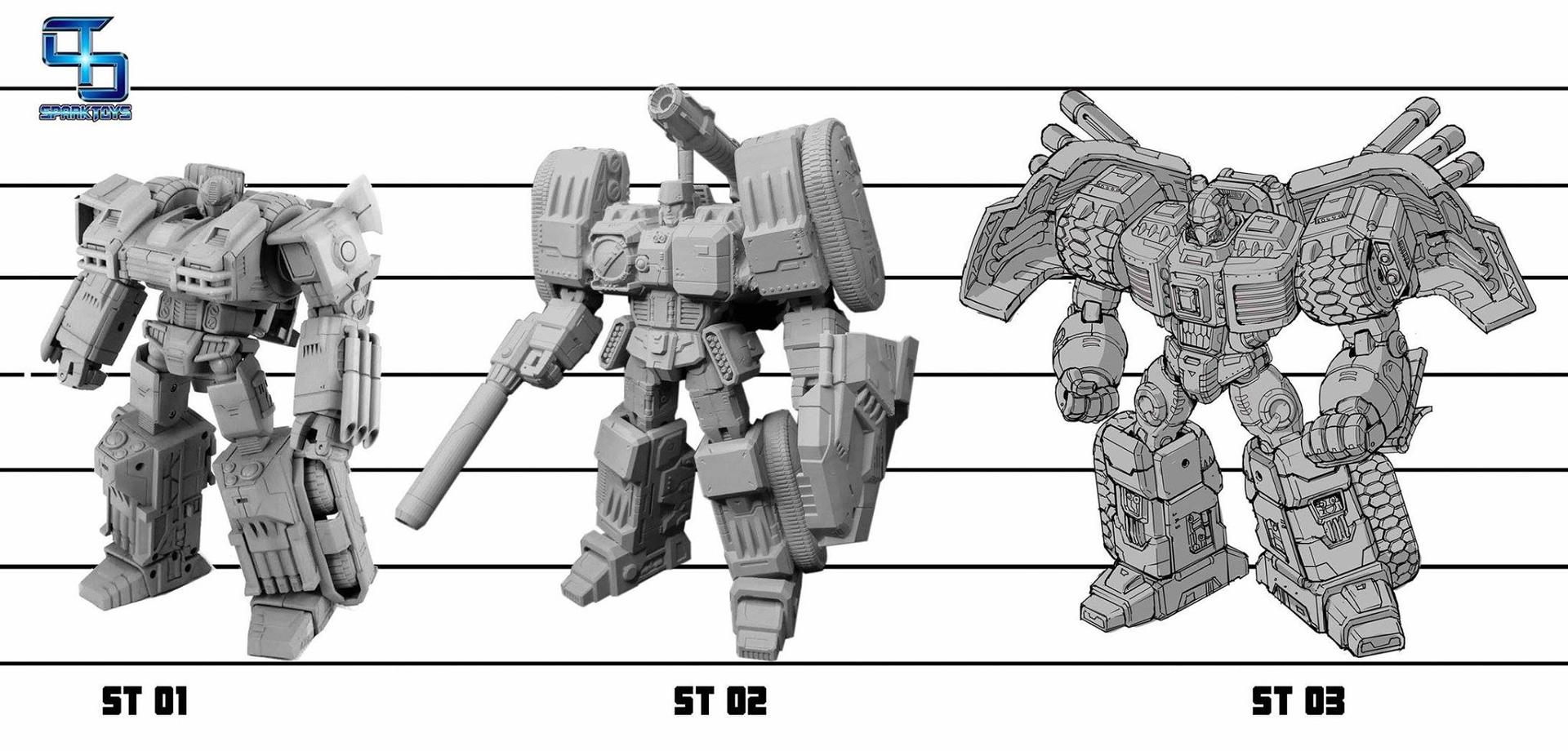 [SparkToys] Produit Tiers - ST - aka War Within: Optimus, Mégatron, Grimlock/La Menace, etc 12141045_862478970526446_1847159917501546444_o