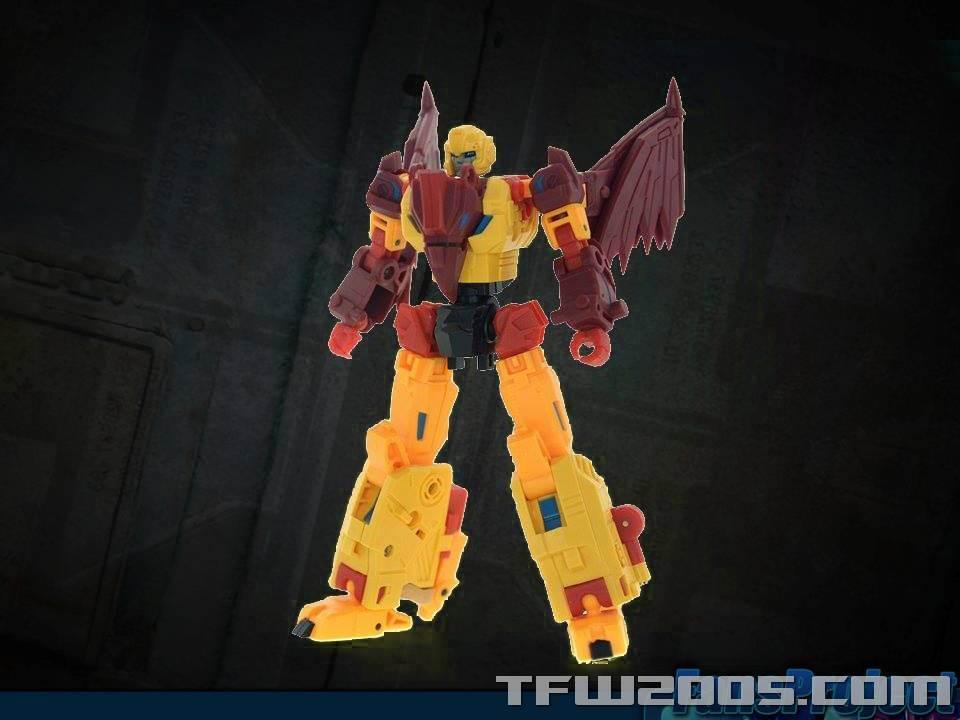 [FansProject] Produit Tiers - Jouet Saurus Ryu-oh aka Dinoking (Victory) | Monstructor (USA) TFCon-USA-2015-553