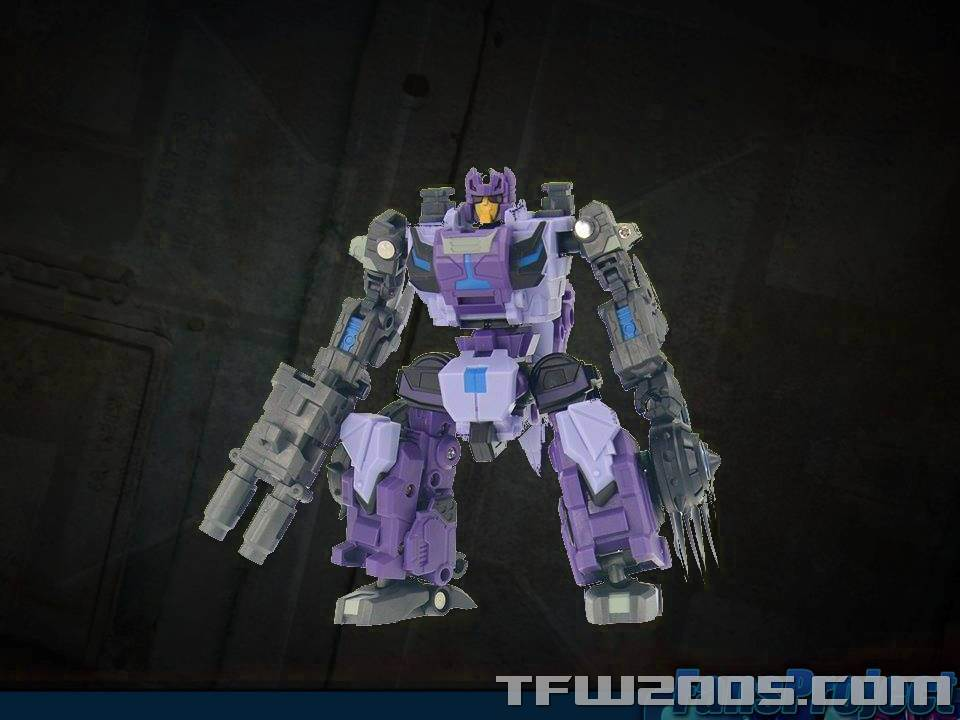 [FansProject] Produit Tiers - Jouet Saurus Ryu-oh aka Dinoking (Victory) | Monstructor (USA) TFCon-USA-2015-556