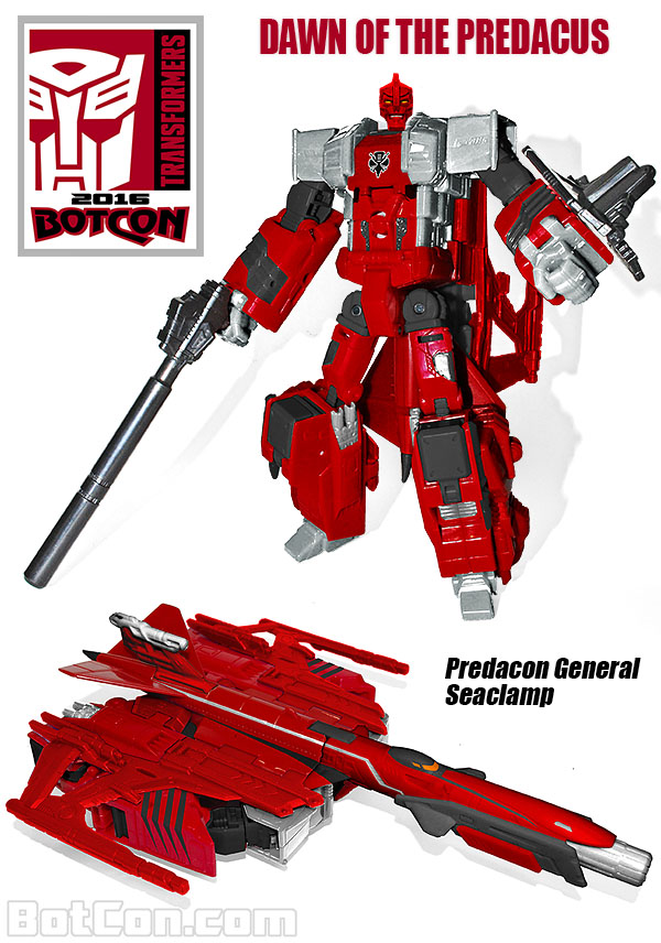 Jouets Transformers exclusifs: Collectors Club | TFSS - TF Subscription Service - Page 10 SeaclampREVEAL