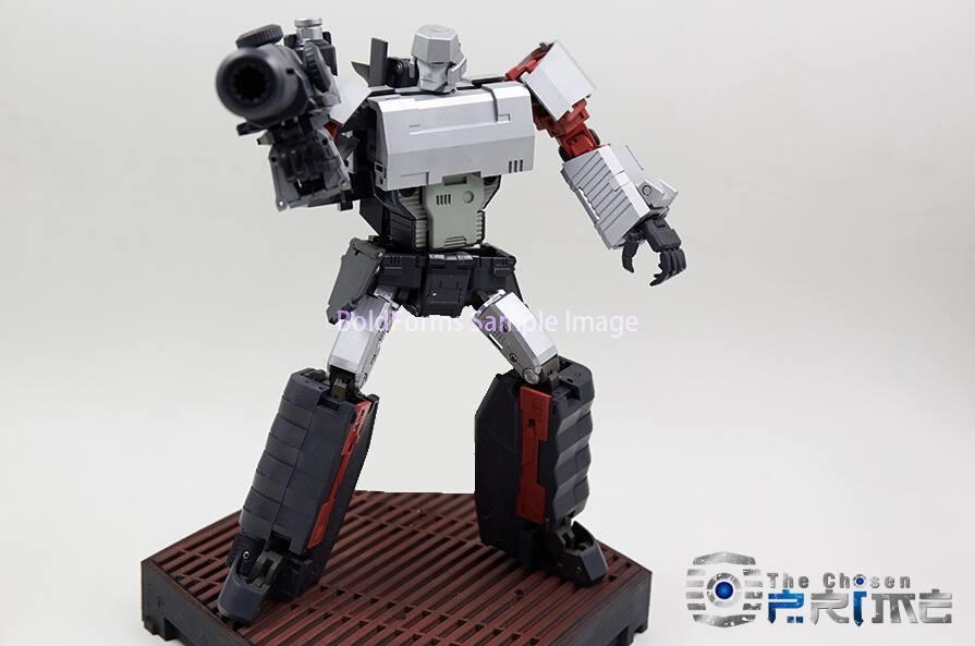 [Bold Forms] Produit Tiers - BF-01 Gladius (aka Mégatron G1) + Lone Wolf (aka Menasor/Menaseur G1) - Page 2 Bold-Forms-Gladius-01