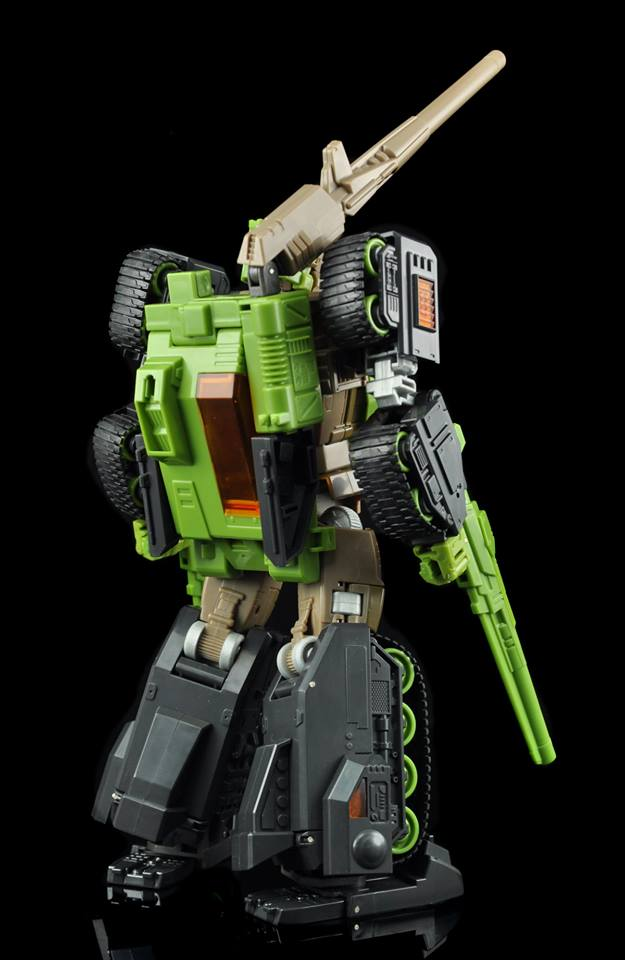 [Maketoys] Produit Tiers - Jouets MTRM - aka Headmasters et Targetmasters - Page 2 Iron-Will-02