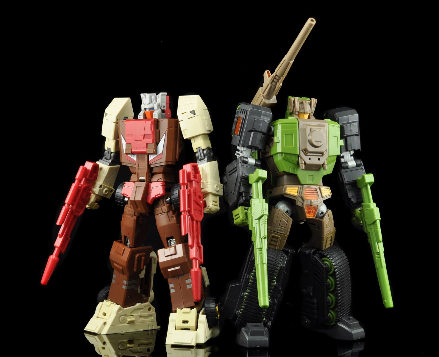 [Maketoys] Produit Tiers - Jouets MTRM - aka Headmasters et Targetmasters - Page 2 Iron-Will-06