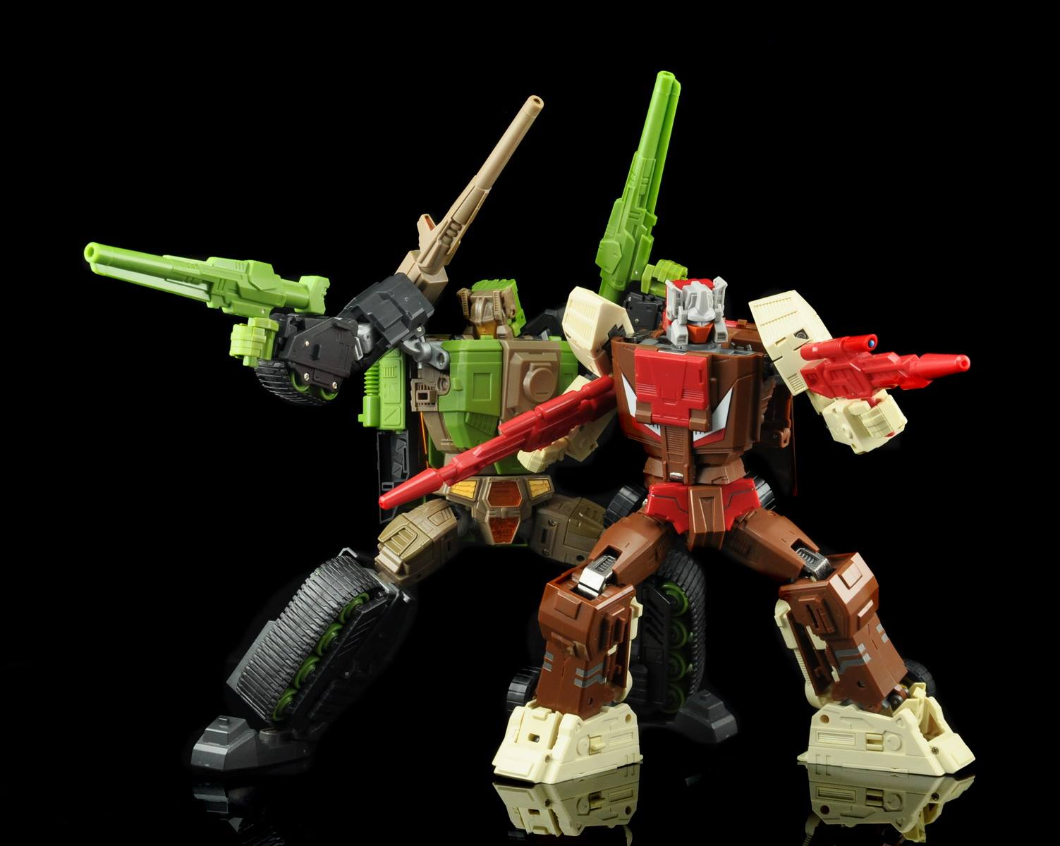 [Maketoys] Produit Tiers - Jouets MTRM - aka Headmasters et Targetmasters - Page 2 Iron-Will-07