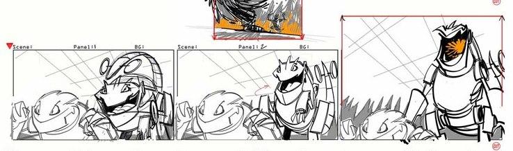 Concept Art et Storyboard (officiel) de TF Prime et Robots In Disguise - Page 2 TF-RID-Crazybolt