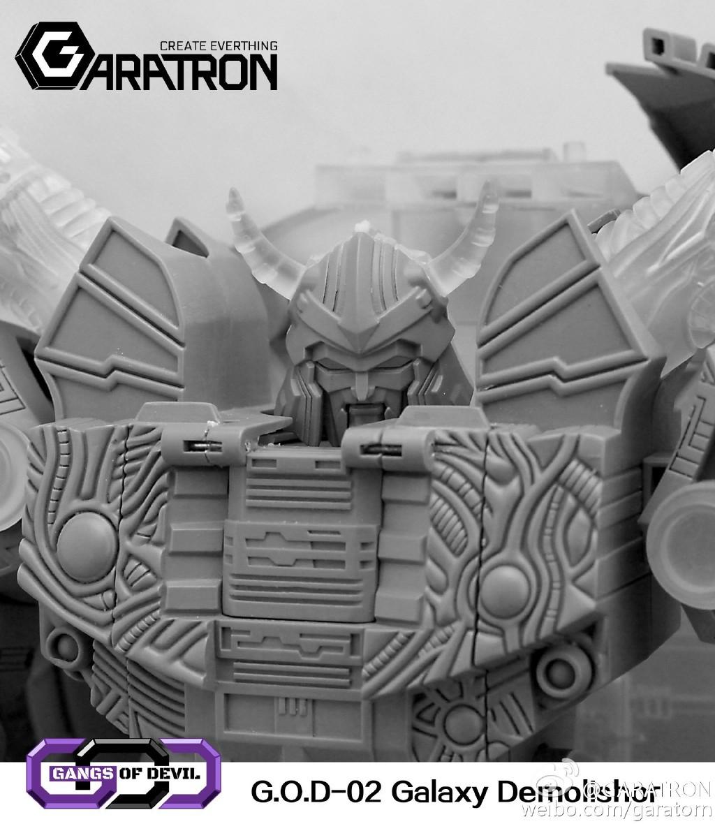 [Garatron] Produit Tiers - Gangs Of Devils G.O.D-02 Galaxy Demolishor - aka Unicron (Beast Wars Neo) Uni11