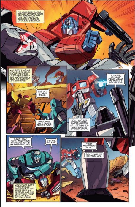 Comics/BD Transformers en anglais: Marvel Comics, Dreamwave Productions et IDW Publishing - Page 32 Deviations-04