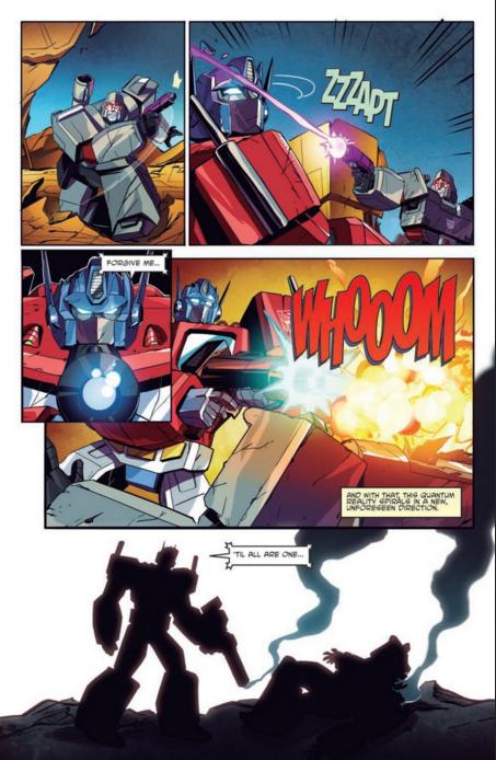 Comics/BD Transformers en anglais: Marvel Comics, Dreamwave Productions et IDW Publishing - Page 32 Deviations-05