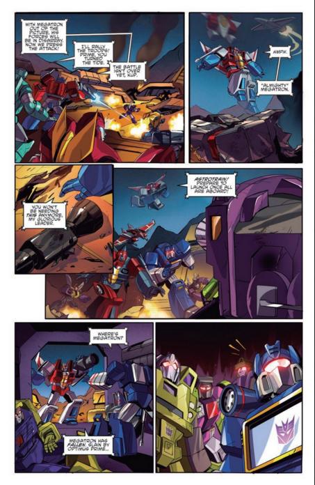 Comics/BD Transformers en anglais: Marvel Comics, Dreamwave Productions et IDW Publishing - Page 32 Deviations-06
