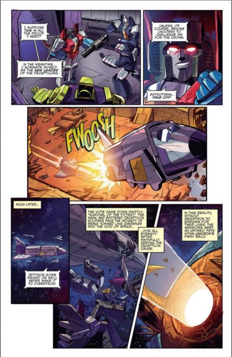 Comics/BD Transformers en anglais: Marvel Comics, Dreamwave Productions et IDW Publishing - Page 32 Deviations-07
