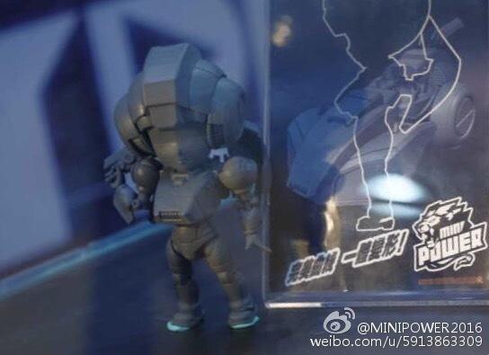 Produit Tiers - Figurine miniature déformé (transformable) - Par: Hero Hobby + MiniPower + Master Made MiniPower-SD-01-Arcee-02