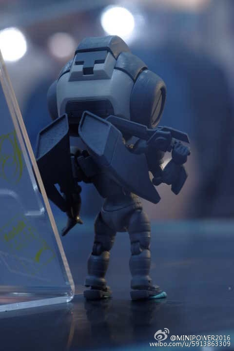 Produit Tiers - Figurine miniature déformé (transformable) - Par: Hero Hobby + MiniPower + Master Made MiniPower-SD-01-Arcee-05