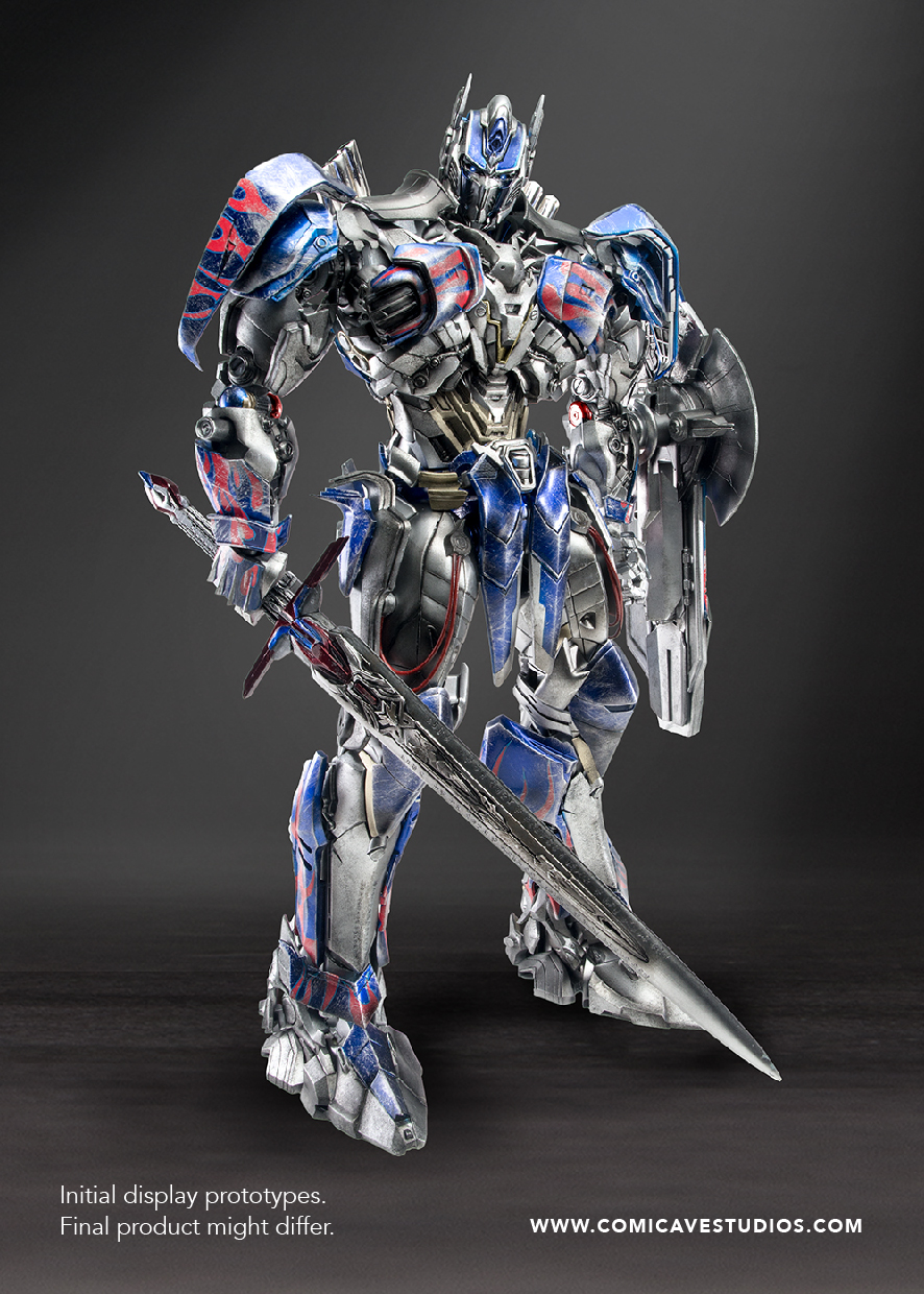 Figurines des Films Transformers ― Par Threezero (3A ThreeA), Comicave Studios, etc OP_1