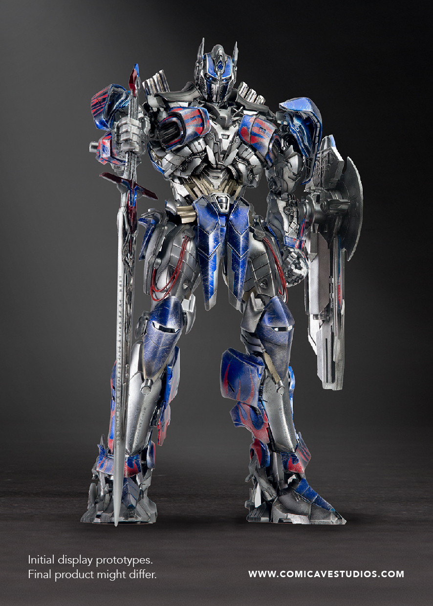 Figurines des Films Transformers ― Par Threezero (3A ThreeA), Comicave Studios, etc OP_2
