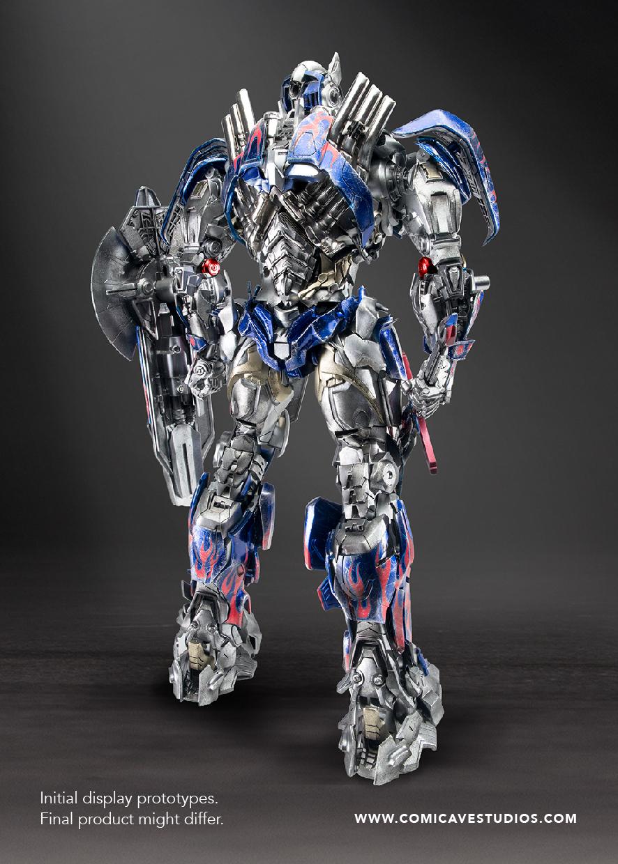 Figurines des Films Transformers ― Par Threezero (3A ThreeA), Comicave Studios, etc OP_3
