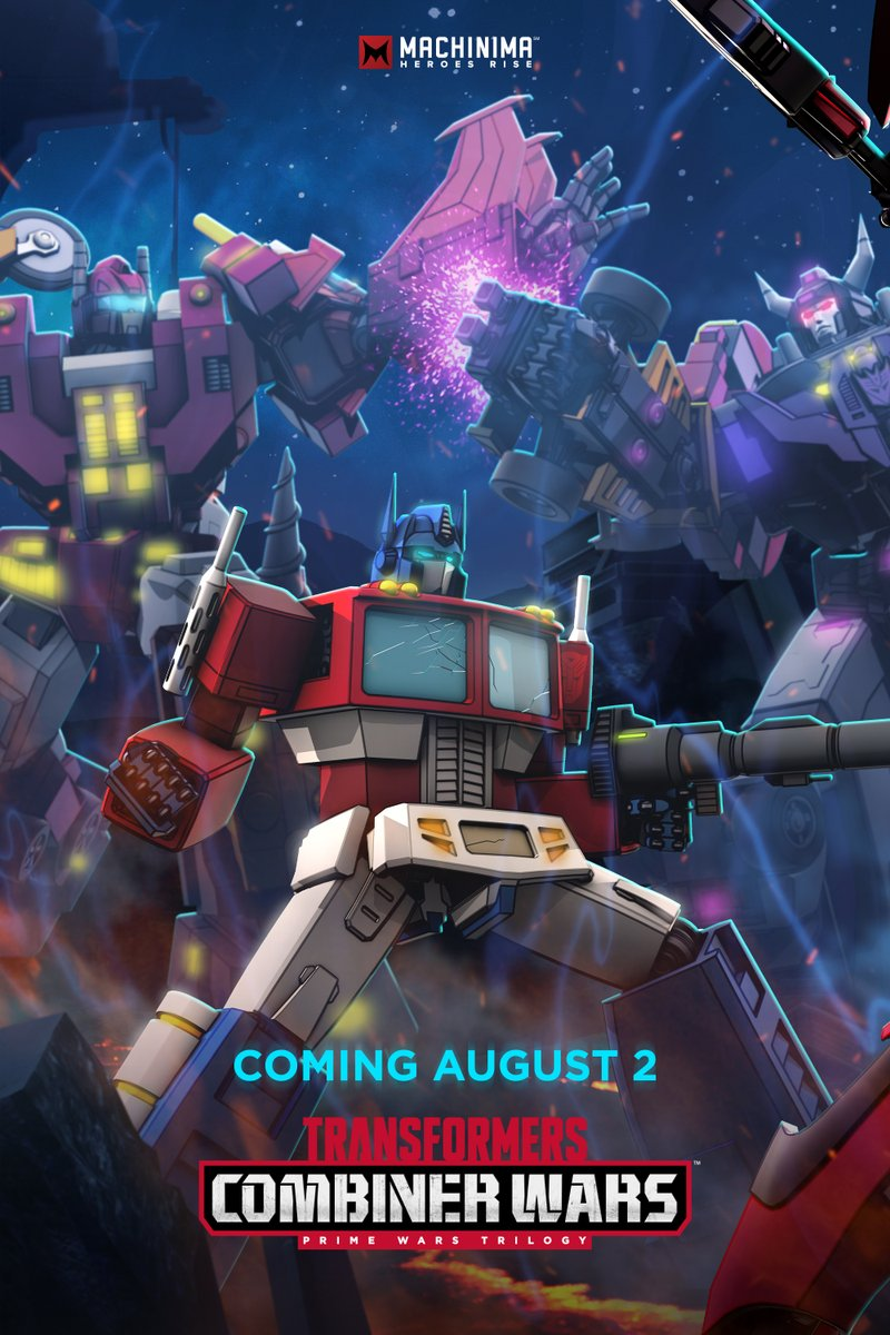 Web-series par Machinima: Transformers Combiner Wars, Titans Return & Power of the Primes - Page 4 CW