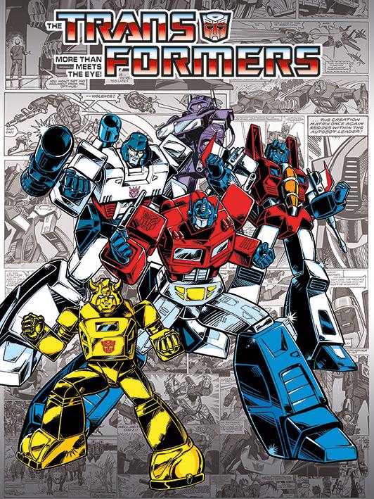 [Pro Art et Fan Art] Artistes à découvrir: Séries Animé Transformers, Films Transformers et non TF - Page 13 866889287977060
