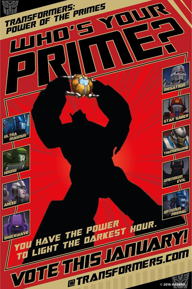 Web-series par Machinima: Transformers Combiner Wars, Titans Return & Power of the Primes - Page 9 Power-of-the-primes-poster