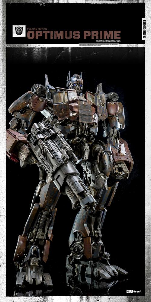 Figurines des Films Transformers ― Par Threezero (3A ThreeA), Comicave Studios, etc 3a-AOE-evasion-prime