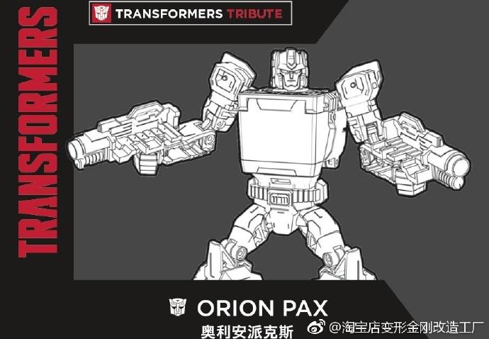 Jouets Transformers Generations: Nouveautés Hasbro - partie 3 - Page 6 Transformers-Tribute-Orion-Pax