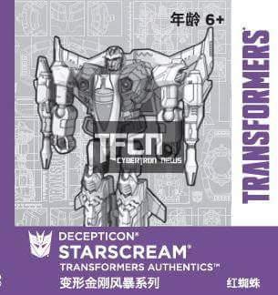 Transformers: Cyberverse - Jouets Transformers-Authentics-Starscream-01