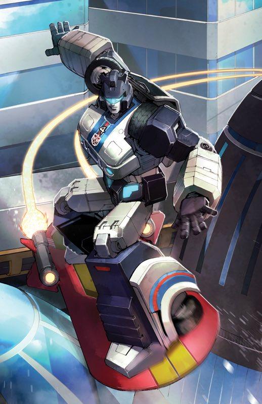 [Pro Art et Fan Art] Artistes à découvrir: Séries Animé Transformers, Films Transformers et non TF - Page 14 Transformers-Definitive-Collection-Premium-Print-5-By-Andrew-Griffith