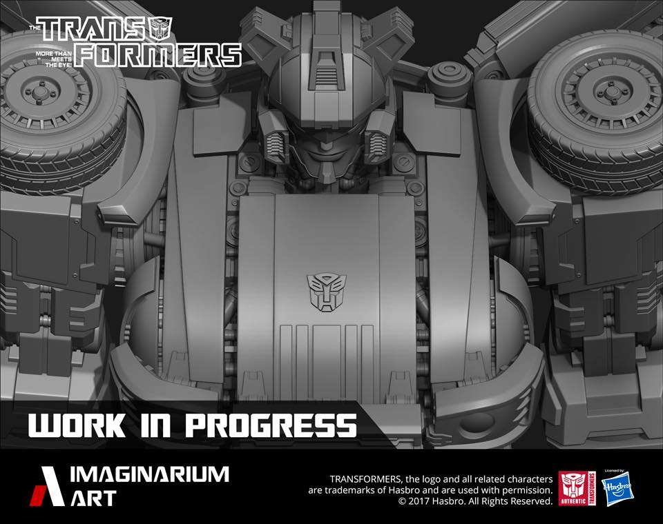 Statues Transformers G1 ― Par Pop Culture Shock, Imaginarium Art, XM Studios, etc - Page 2 IA-G1-Jazz