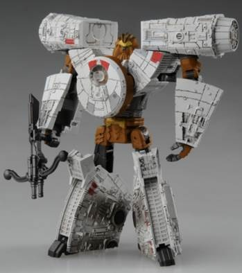 Jouets Transformers Crossover (Croisement) transformable ― Marvel, Star Wars, Street Fighter, Ghostbusters, etc - Page 6 Star-Wars-Powered-By-Transformers-Millennium-Falcon-Color-Images-02