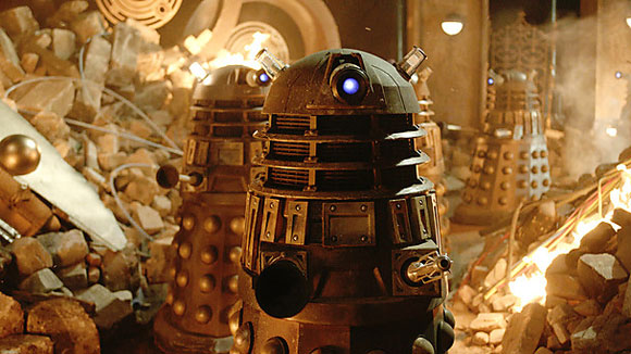 S7E15: The Day of the Doctor [50th Anniversary] (SPOILERS) Dalek-1