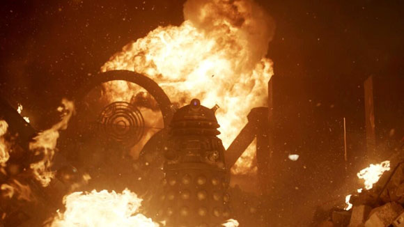 S7E15: The Day of the Doctor [50th Anniversary] (SPOILERS) Dalek-22