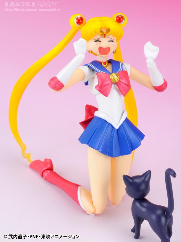 Sailor Moon (20th anniversary) - Page 6 SH-Figuarts-Sailor-Moon-06