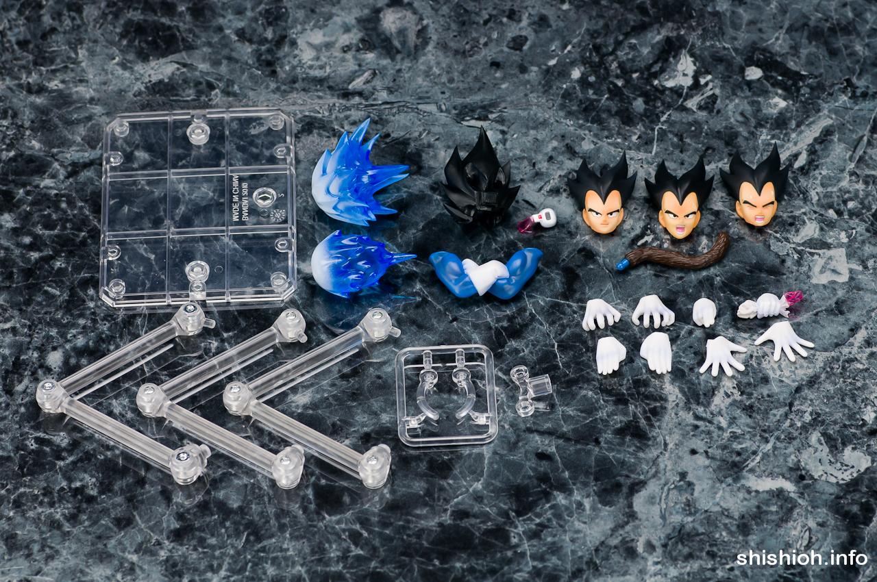 [Comentários] Dragon Ball Z SHFiguarts - Página 3 SH-Figuarts-Vegeta-08
