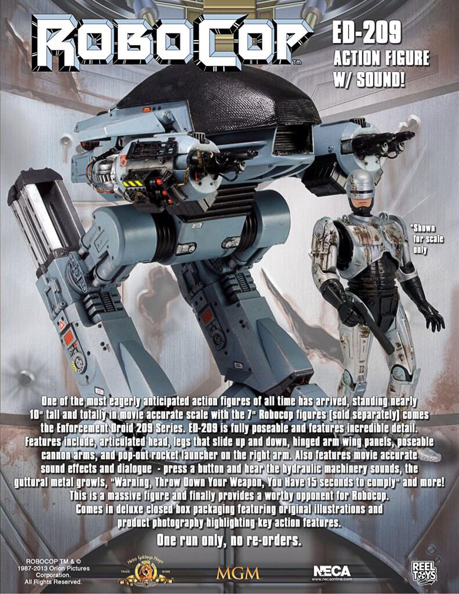 [NECA] RoboCop - ED-209 NECA-Robocop-ED-209-Sales-Slick