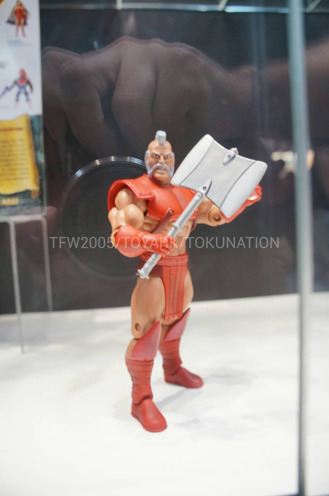 SDCC reveals (line-up to end of the year and start of 2014) DSC04163