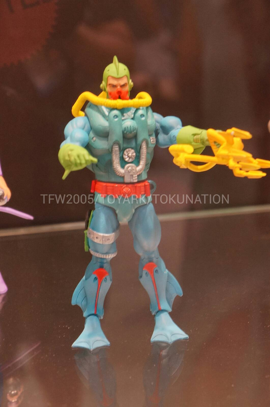 SDCC reveals (line-up to end of the year and start of 2014) DSC04186