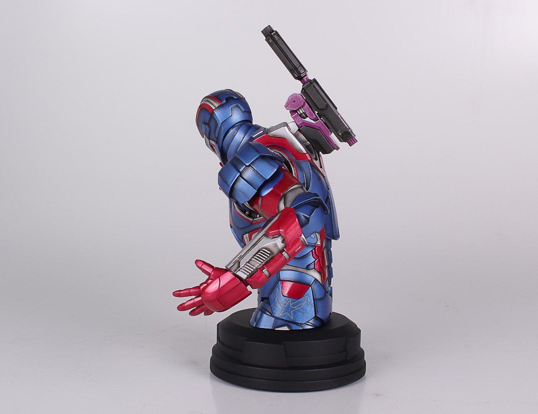 [Gentle Giant] Iron Man 3: Iron Patriot Mini Bust (Amazon Exclusive) Amazon-Exclusive-Iron-Patriot-Mini-Bust-7
