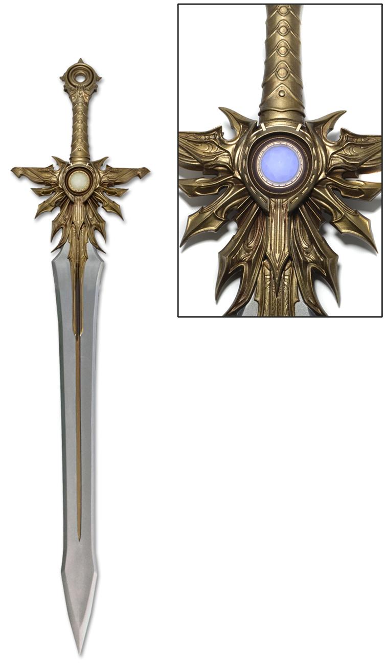[NECA] Diablo III – El'Druin, The Sword of Justice Replica Diablo-III-Sword-of-Justice-by-NECA