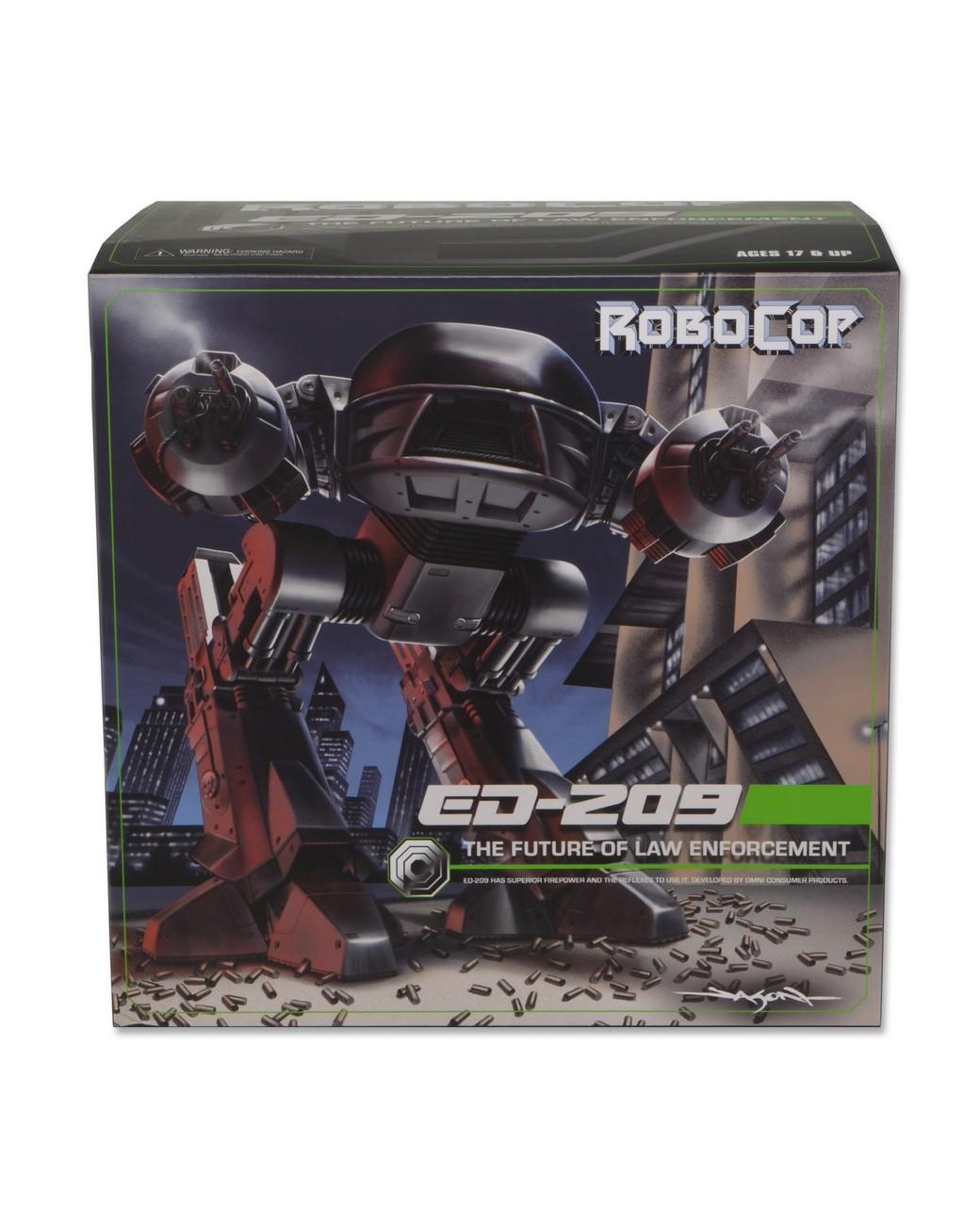 [NECA] RoboCop - ED-209 NECA-Robocop-1987-ED-209-008