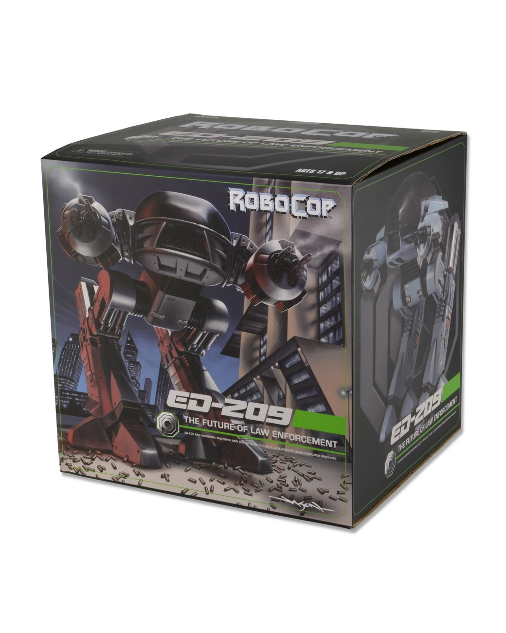 [NECA] RoboCop - ED-209 NECA-Robocop-1987-ED-209-009