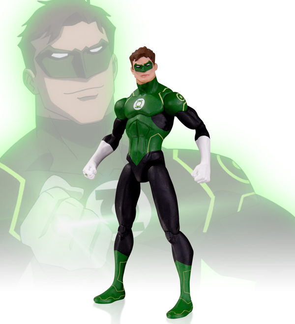 [DC Collectibles] Justice League: Cyborg - DC Animated Universe DC-Collectibles-Justice-League-War-Green-Lantern