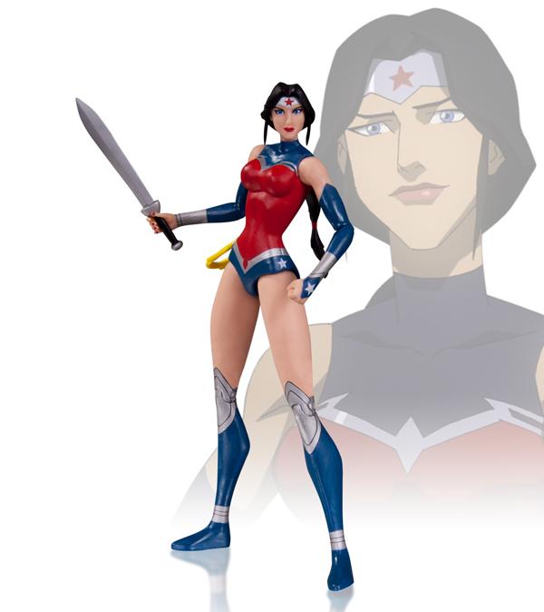 [DC Collectibles] Justice League: Cyborg - DC Animated Universe DC-Collectibles-Justice-League-War-Wonder-Woman