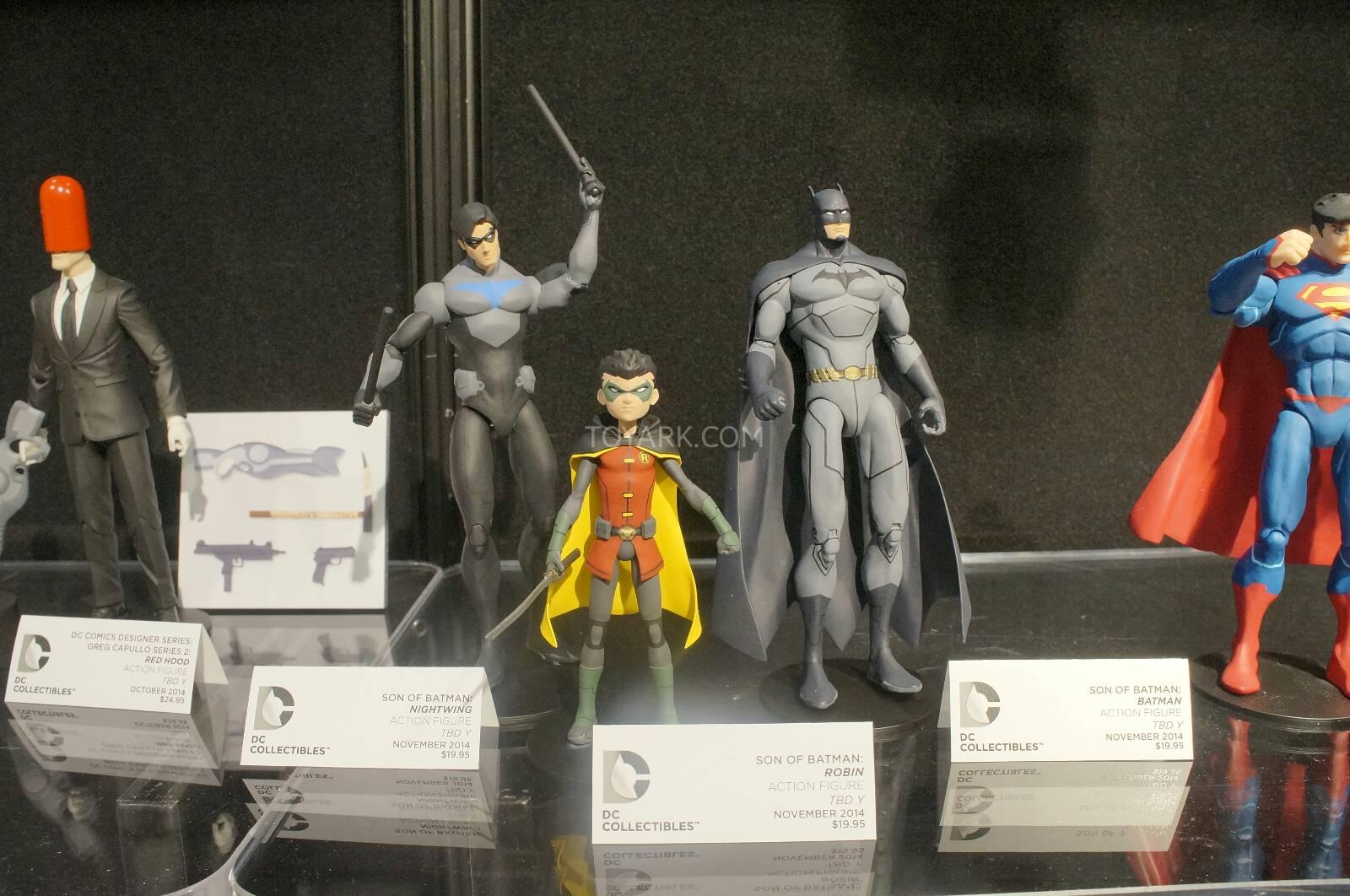 [Toy Fair 2014] DC Collectibles Toy-Fair-2014-DC-Collectibles-105
