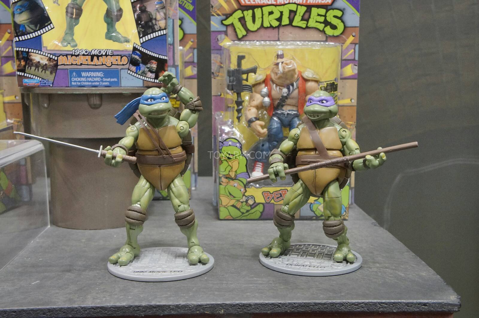 Teenage Mutant Ninja Turtles Toy-Fair-2014-Playmates-TMNT-1990-Movie-Classics-036