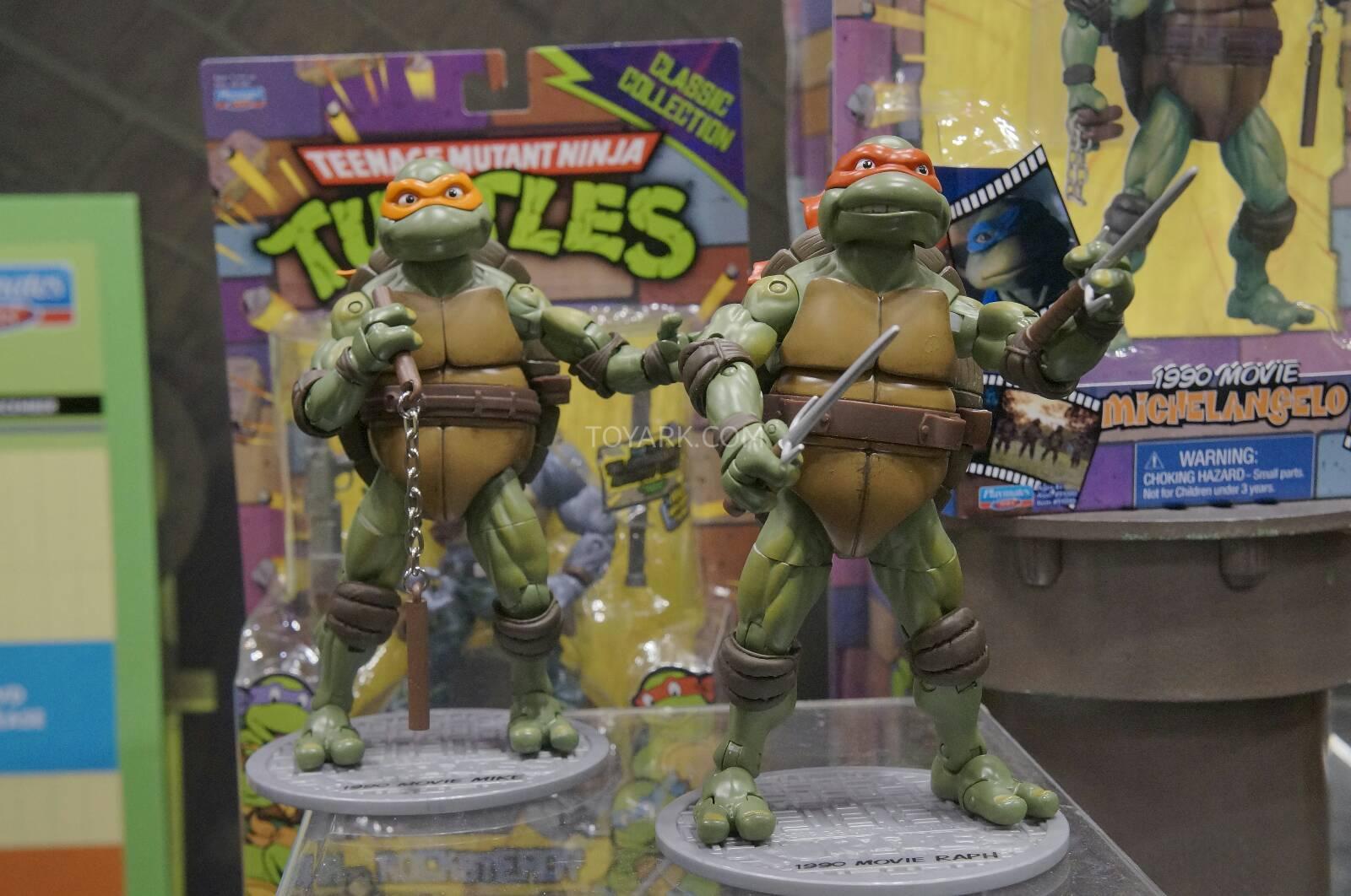 Teenage Mutant Ninja Turtles Toy-Fair-2014-Playmates-TMNT-1990-Movie-Classics-037