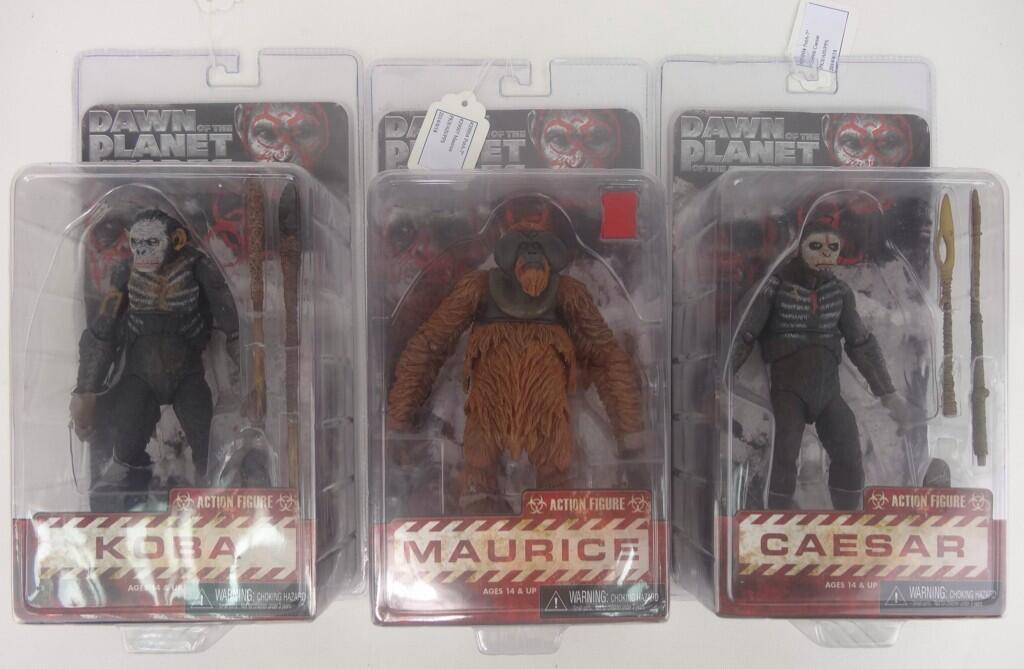 [NECA][Tópico Oficial] Planet of the Apes: Series 3 - Página 2 Dawn-of-the-Planet-of-the-Apes-Series-1-by-NECA