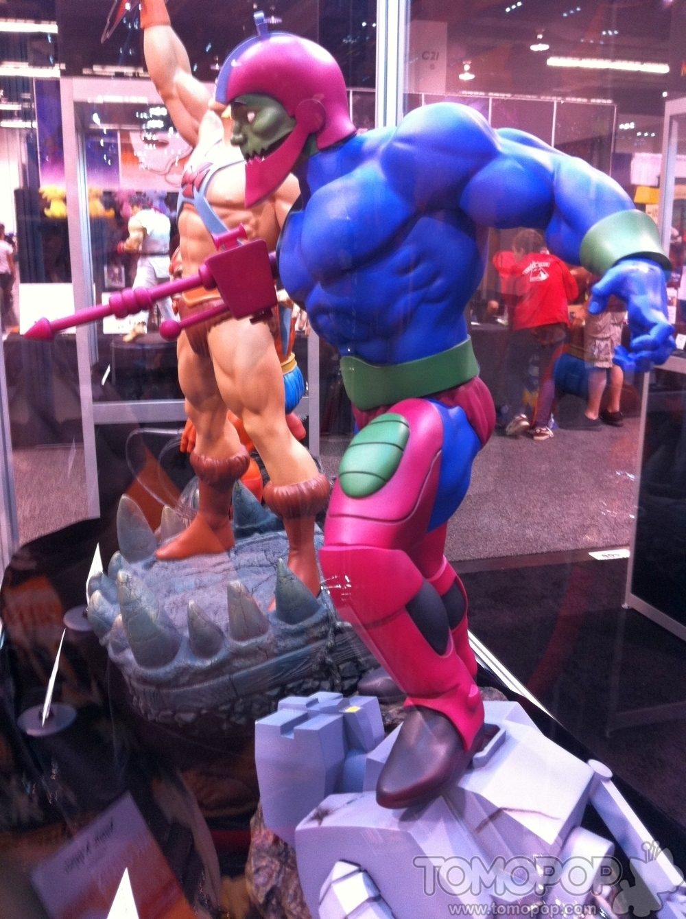 [Pop Culture Shock] Masters Of The Universe: Trap Jaw 1/4 scale PCS-MOTU-Trap-Jaw-003