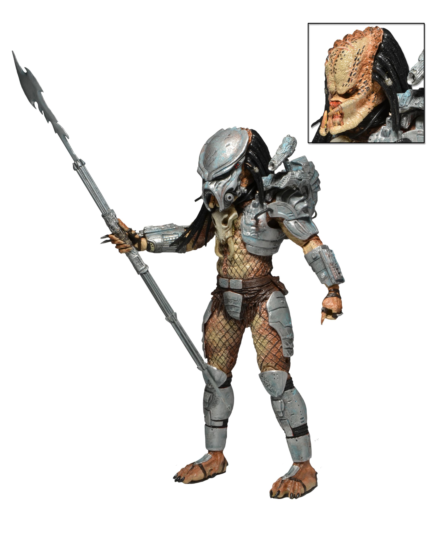 [NECA] [Tópico Oficial] PREDADORES - SDCC Exclusive: Dark Horse Comics - Ahab Predator - Página 20 SDCC-Ahab-Predator-002