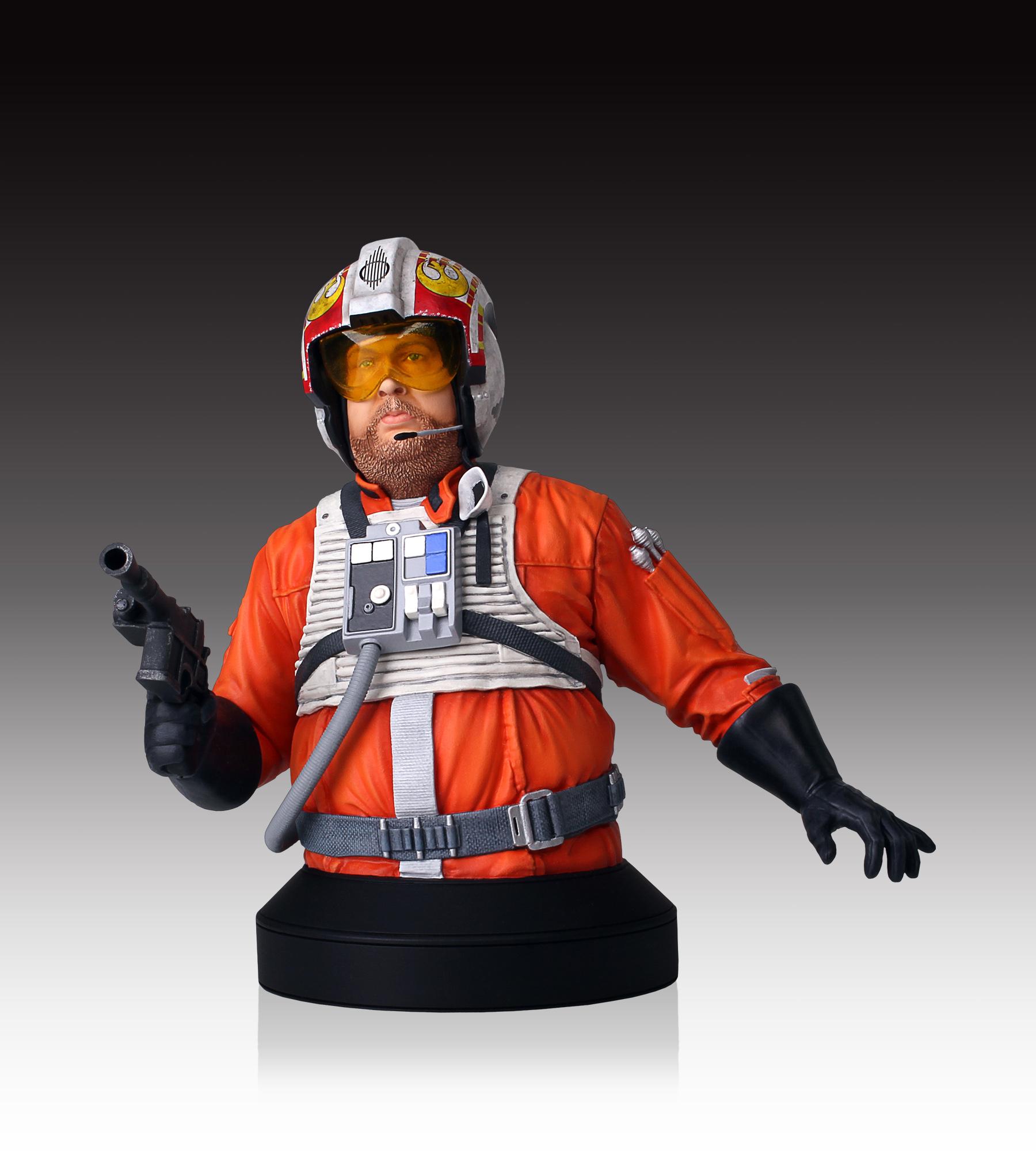 [Gentle Giant] SDCC Exclusive Star Wars Jek Porkins Mini Bust SDCC-Exclusive-Star-Wars-Jek-Porkins-Mini-Bust-001