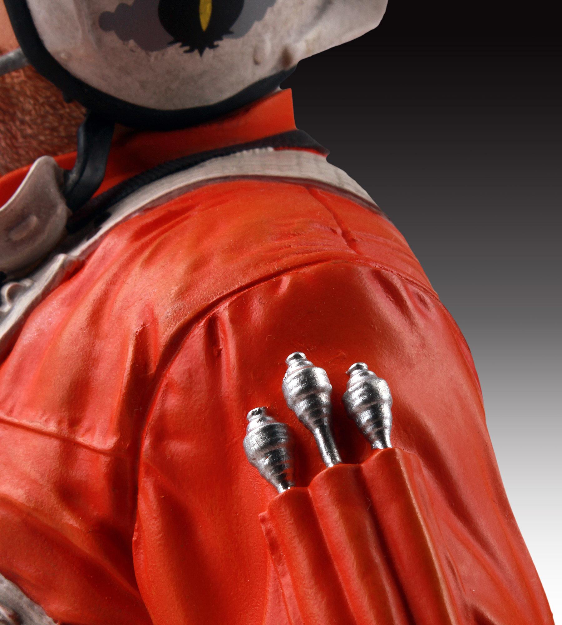 [Gentle Giant] SDCC Exclusive Star Wars Jek Porkins Mini Bust SDCC-Exclusive-Star-Wars-Jek-Porkins-Mini-Bust-007
