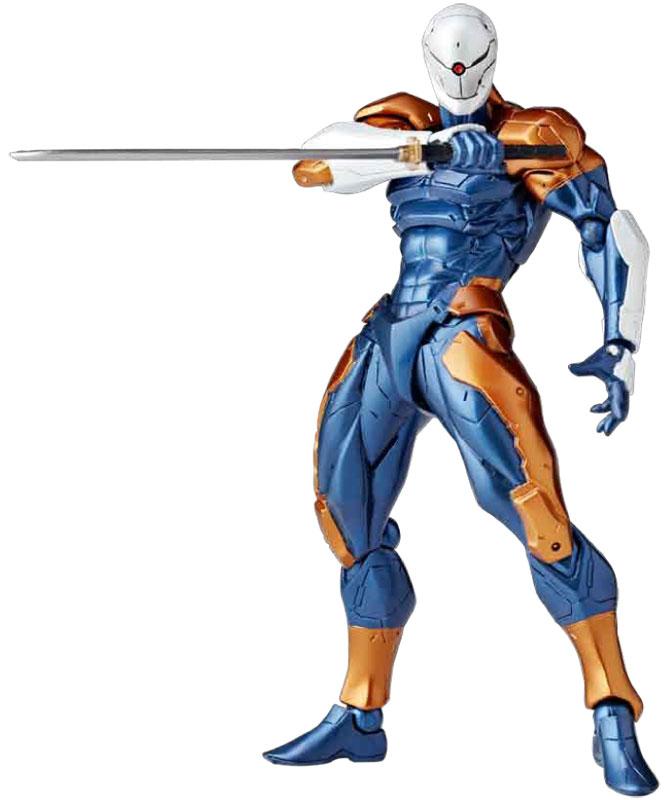 Commande d'objet ou de pokéballs RevolMini-MGS-Cyborg-Ninja-003